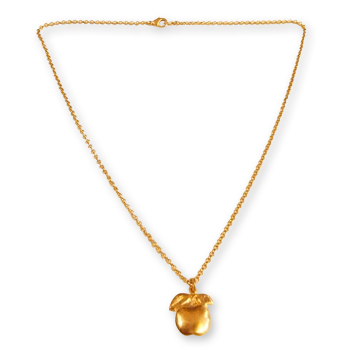 Apple : Collier