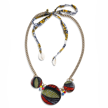Boubou : Collier