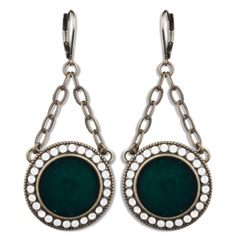 Byzance : Earrings