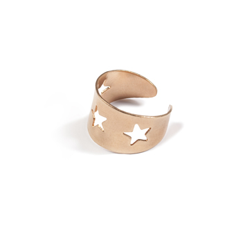 Gold Star : Bague