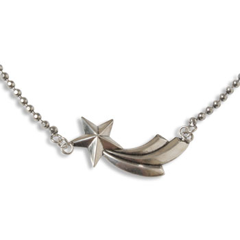Shooting Star : Collier
