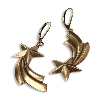 Shooting Star : Earrings